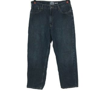 MENS Levis Signature Relaxed 36x30 Jean